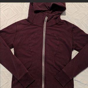 Lulu lemon scuba hoodie - size 6